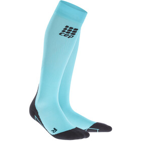 cep Compression Running Socks Women blue/black